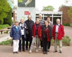 Das NIHR besuchte am 30. April 2010 das Focke-Museum und das Schnoorviertel in Bremen.